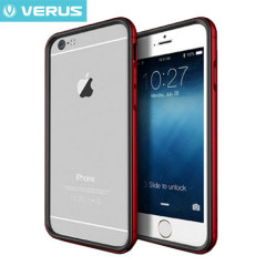 Verus Iron iPhone 6S / 6 Bumper Case - Red