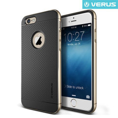 Verus Iron Shield iPhone 6S / 6 Case - Champagne Gold