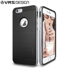 Verus Iron Shield iPhone 6S / 6 Case - Satin Silver