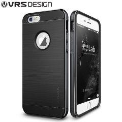 Verus Iron Shield iPhone 6S / 6 Case - Steel Silver