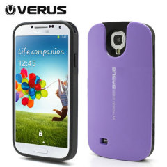 Verus Oneye Case for Samsung Galaxy S4 - Purple
