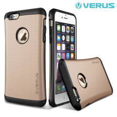 Verus Thor Series iPhone 6 Tough Case - Champagne Gold