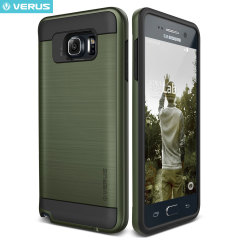 Verus Verge Samsung Galaxy Note 5 Case - Military Green