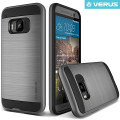 Verus Verge Series HTC One M9 Case - Dark Silver