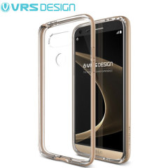 VRS Design Crystal Bumper LG G5 Case - Gold