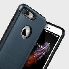 VRS Design Duo Guard iPhone 7 Plus Case - Deep Blue