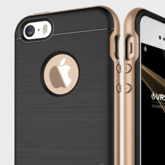 VRS Design High Pro Shield iPhone SE Case - Champagne Gold