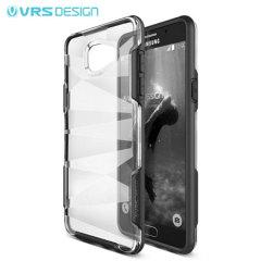 VRS Design Shine Guard Samsung Galaxy A5 2016 Case - Black / Clear