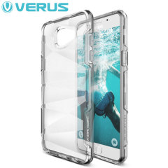 VRS Design Shine Guard Samsung Galaxy A5 2016 Case - Crystal Clear