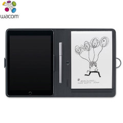 Wacom Bamboo Spark 'Digital Notebook' iPad 2017 / Pro 9.7 / Air 2 Case