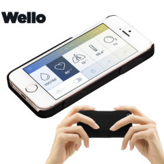 Wello Health Tracker Case for iPhone 5S / 5