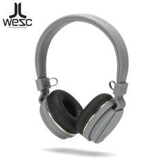 Wesc Cymbal Mic & Volume Control Premium Headphones - Smoked Pearl