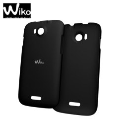 Wiko Ultra Thin Case for Wiko Cink Peax 2 - Black