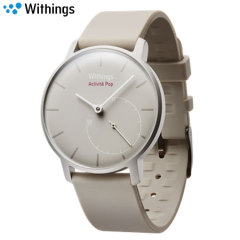 Withings Activité Pop Watch Fitness Tracker - Wild Sand