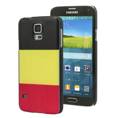 World Cup Flag Samsung Galaxy S5 Case - Belgium