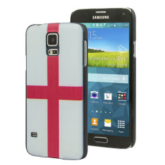 World Cup Flag Samsung Galaxy S5 Case - England