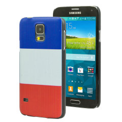 World Cup Flag Samsung Galaxy S5 Case - France