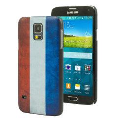 World Cup Flag Samsung Galaxy S5 Case - Holland