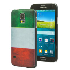 World Cup Flag Samsung Galaxy S5 Case - Italy