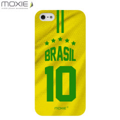 World Cup iPhone 5S / 5 Football Shirt Case - Brazil