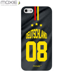 World Cup iPhone 5S / 5 Football Shirt Case - Germany