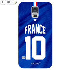 World Cup Samsung Galaxy S5 Football Shirt Case - France