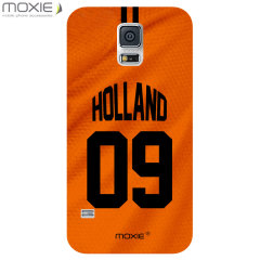 World Cup Samsung Galaxy S5 Football Shirt Case - Holland