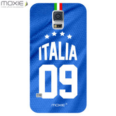 World Cup Samsung Galaxy S5 Football Shirt Case - Italy