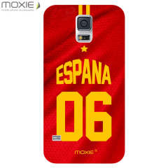 World Cup Samsung Galaxy S5 Football Shirt Case - Spain