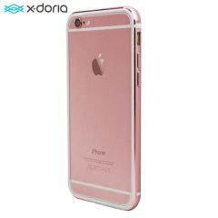 X-Doria Bump Gear Plus iPhone 6S Plus Bumper Case - Rose Gold