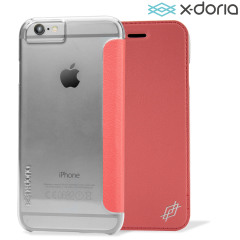 X-Doria Engage Folio iPhone 6 Case - Pink