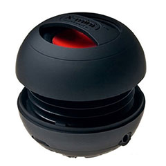 XMI X-mini II Mini Speaker - Black