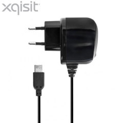 Xqisit High Power 2.1A Micro USB Charger - EU Mains