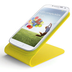 Ye!! Energy Station Qi Wireless Charging Stand - Yellow