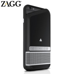 Zagg Power Sharing iPhone 6 Speaker Case - Black