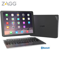 Zagg Slim Book iPad Pro Keyboard Case - Black