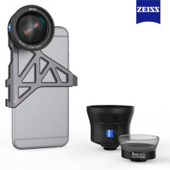 Zeiss ExoLens 3-in-1 iPhone 6S / 6 Premium Camera Lens Kit