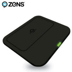 Zens Qi Wireless Charging Pad - Black