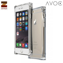 Zenus Avoc Ice Cube iPhone 6 Case - Clear