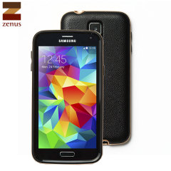Zenus Barcelona Case for Samsung Galaxy S5 - Black