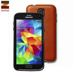 Zenus Barcelona Samsung Galaxy S5 Case - Brown