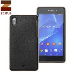 Zenus Barcelona Xperia Z2 Case - Black