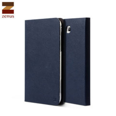 Zenus E-Stand Diary Case for Samsung Galaxy Tab 3 7.0 - Navy
