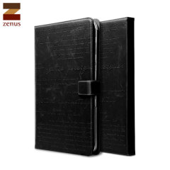 Zenus Lettering Diary for Samsung Galaxy Tab 3 10.1 - Black