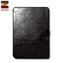 Zenus Lettering Diary Galaxy Note 10.1 2014 -  Black