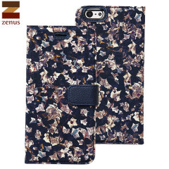 Zenus Liberty Diary iPhone 6S / iPhone 6 Case - Ivy Navy