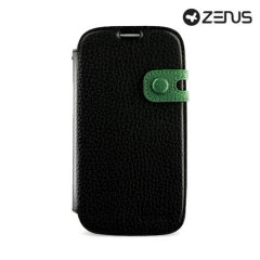 Zenus Masstige Color Edge Diary Series for  Samsung Galaxy S4 - Black