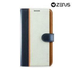 Zenus Masstige Fast Track Samsung Galaxy S4 Diary Series Case - Navy