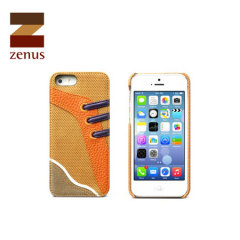 Zenus Masstige Sneakers Bar Case for iPhone 5S / 5 - Camel