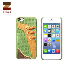 Zenus Masstige Sneakers Bar iPhone 5C Case - Green
